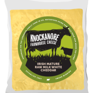 Knockanore Farmhouse Cheese Mature White Cheddar